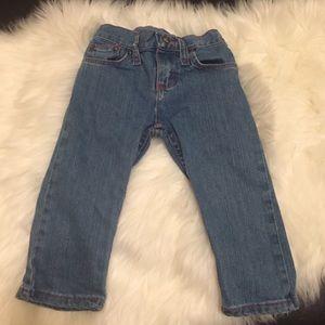 Infant Girls Wrangler Jeans | Size 18 months